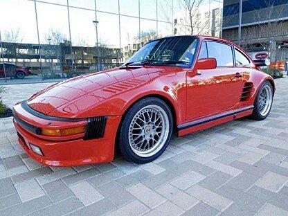 1986 Porsche 911 Turbo Coupe for sale 100958536