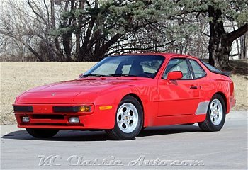 1986 Porsche 944 Coupe for sale 100967533