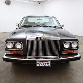 1986 Rolls-Royce Camargue for sale 100906454