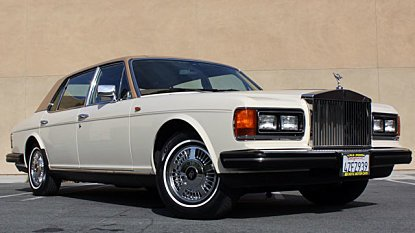 1986 Rolls-Royce Silver Spur for sale 100762580