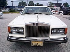 1986 Rolls-Royce Silver Spur for sale 100780499