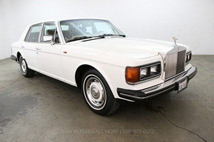 1986 Rolls-Royce Silver Spur for sale 100799160