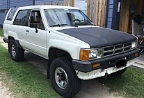 1986 Toyota 4Runner 4WD for sale 101008034