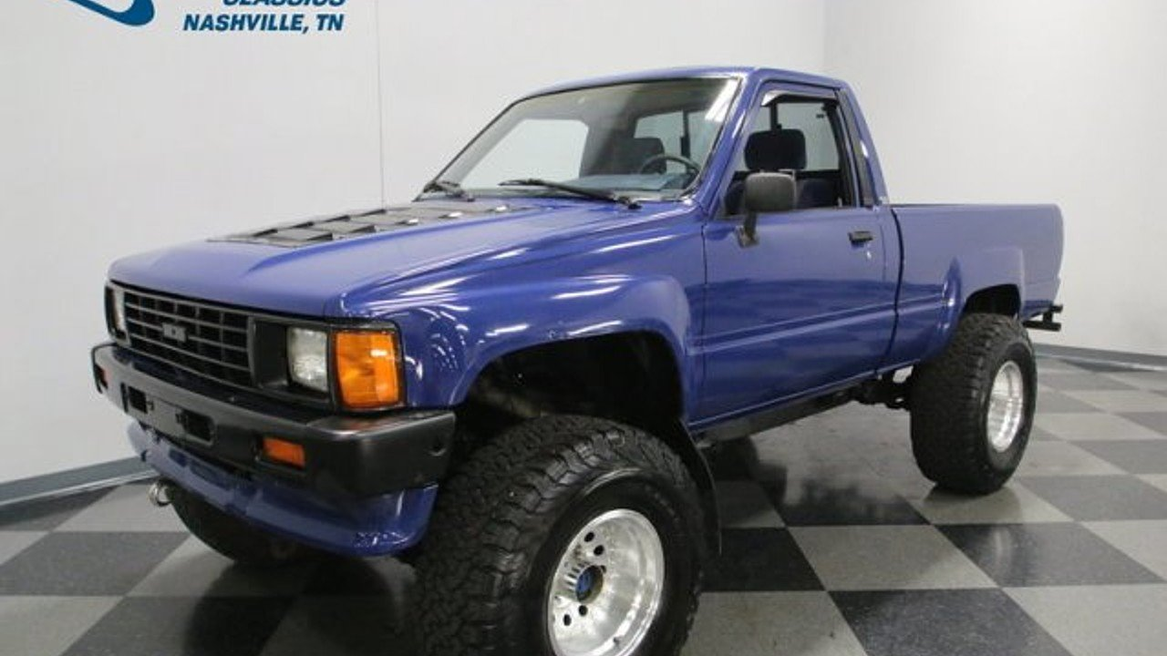 All Toyota Models » old toyota trucks for sale Old Toyota or Old ...