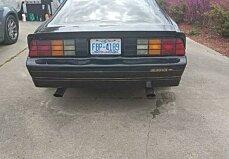 1986 chevrolet Camaro for sale 100977650