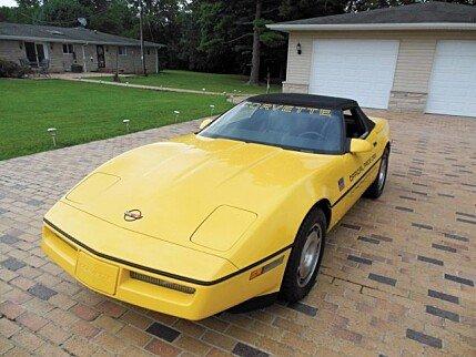 1986 chevrolet Corvette Convertible for sale 101017835