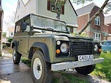 1986 land-rover Defender for sale 100873789