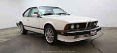 1987 BMW M6 for sale 100957620