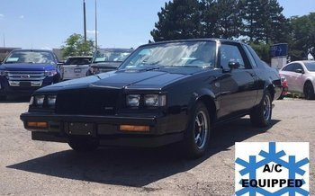 1987 Buick Other Buick Models for sale 100851868