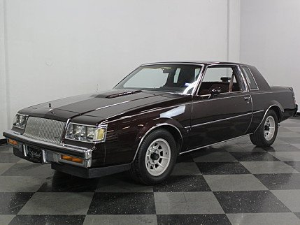 1987 Buick Regal Coupe for sale 100752180