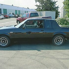 1987 Buick Regal Grand National for sale 100794046