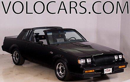 1987 Buick Regal UNAVAIL for sale 100820321
