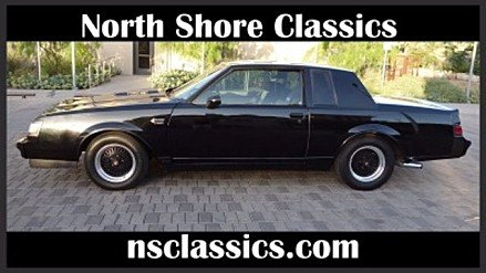1987 Buick Regal for sale 100865009