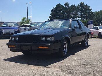 1987 Buick Regal Grand National for sale 100900442
