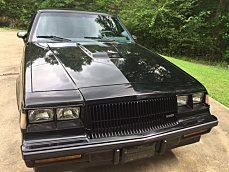 1987 Buick Regal Grand National for sale 100876061