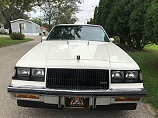 1987 Buick Regal for sale 100907237