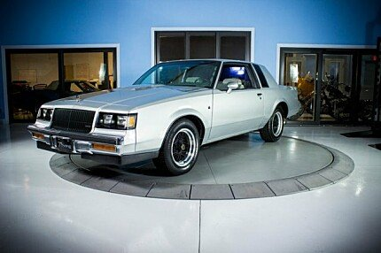1987 Buick Regal Coupe for sale 100959414