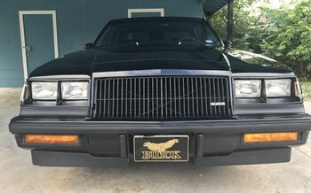 1987 Buick Regal Grand National for sale 100983374