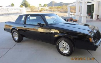 1987 Buick Regal Grand National for sale 101014188