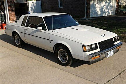 1987 Buick Riviera for sale 100748234