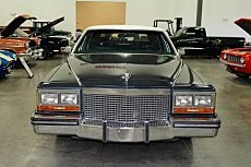 1987 Cadillac Brougham for sale 100785649