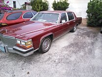 1987 Cadillac Brougham for sale 100814039