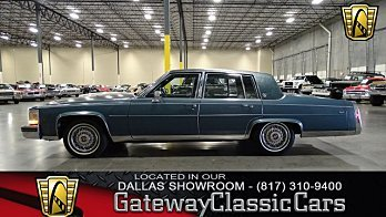 1987 Cadillac Brougham for sale 100924553
