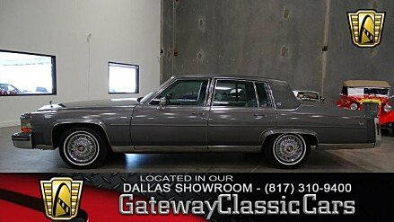1987 Cadillac Brougham for sale 100871703