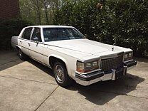 1987 Cadillac Brougham for sale 100976898