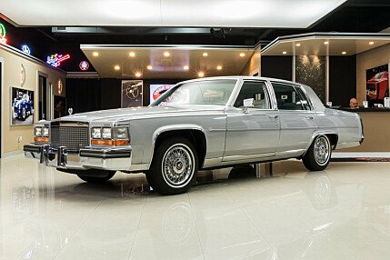 1987 Cadillac Brougham for sale 101038294