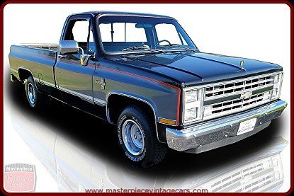 1987 Chevrolet C/K Truck for sale 100923027