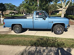 1987 Chevrolet C/K Truck 2WD Regular Cab 2500 for sale 101044172