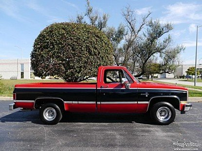 1987 Chevrolet C/K Truck for sale 100898051