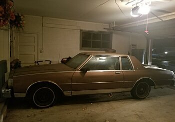 1987 Chevrolet Caprice for sale 100952403