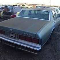 1987 Chevrolet Caprice Classic Sedan for sale 100740858