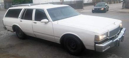 1987 Chevrolet Caprice for sale 101019150