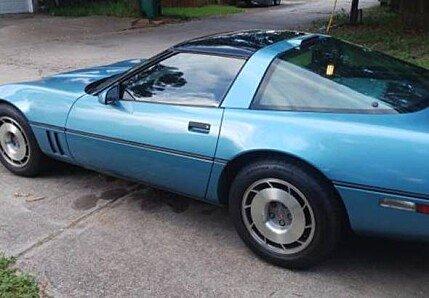 1987 Chevrolet Corvette Coupe for sale 100791842