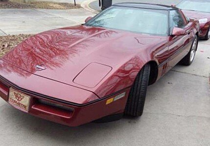 1987 Chevrolet Corvette Coupe for sale 100840065