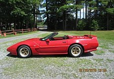 1987 Chevrolet Corvette Convertible for sale 100910480