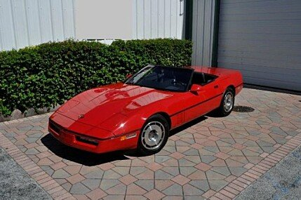 1987 Chevrolet Corvette for sale 100970649