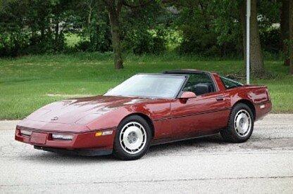 1987 Chevrolet Corvette Coupe for sale 100991771