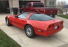 1987 Chevrolet Corvette Coupe for sale 101000805