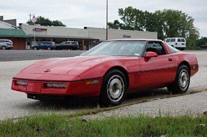 1987 Chevrolet Corvette Coupe for sale 101029034