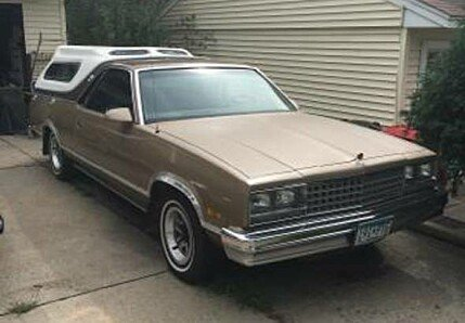 1987 Chevrolet El Camino Classics For Sale Classics On