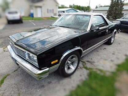 1987 Chevrolet El Camino V8 for sale 100887271