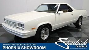 1987 Chevrolet El Camino V8 for sale 100990840