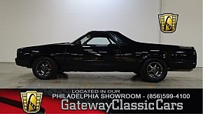 1987 Chevrolet El Camino V8 for sale 101012624