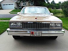 1987 Chevrolet El Camino V8 for sale 101028967