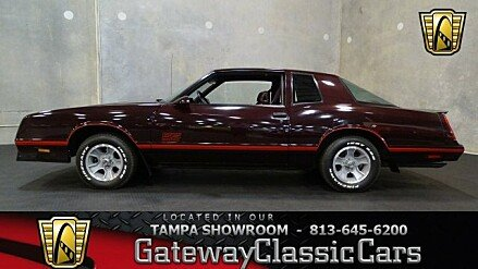 1987 Chevrolet Monte Carlo SS for sale 100759119