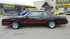 1987 Chevrolet Monte Carlo SS for sale 100776735